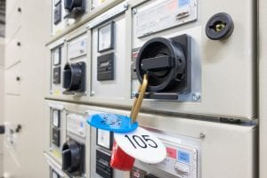 Safe isolation of electrical supplies