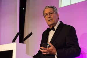 Local Businessman recognised in New Year's Honours