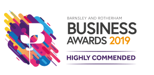 Barnsley & Rotherham Chamber Business Awards - Highly Commended