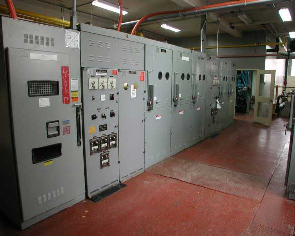 Access to Electrical Substations & Switchrooms