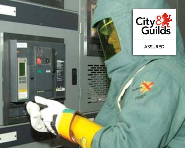 Practical Arc Flash Risk Assessment Training – A City & Guilds Assured Programme