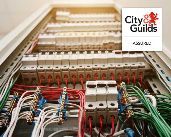 Safe Electrical Control Panel Entry – A City & Guilds Assured Programme