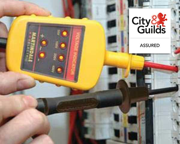 Safe Isolation of Electrical Energy and Proving Dead – A City & Guilds Assured Programme