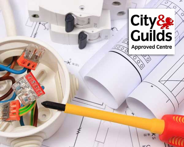 City & Guilds 2393-10: Building Regulations for Electrical Installations in Dwellings