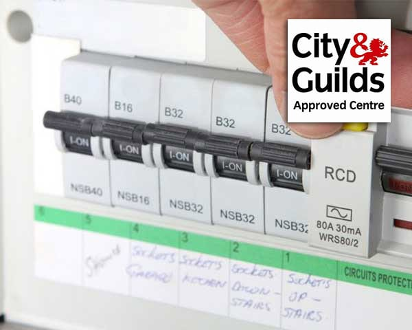 City & Guilds 2392-10: Fundamental Inspection, Testing and Initial Verification