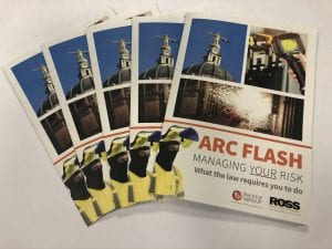 Arc-flash-law-requirement booklets