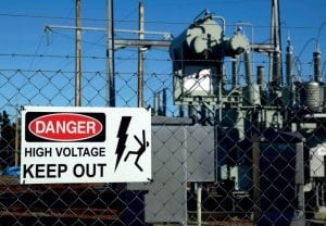 What are electrical hazards?