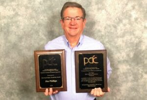 Jim Phillips, P.E. receives two prestigious awards from IEEE PCIC
